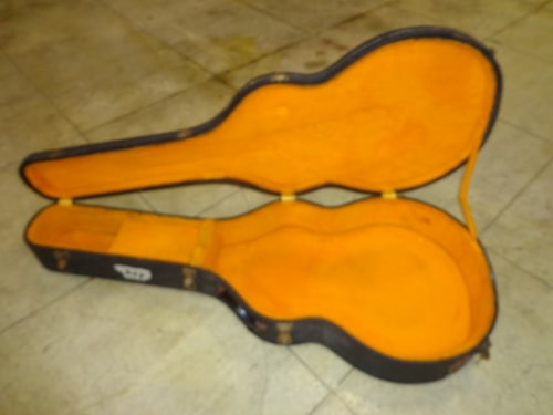 ~1963 Gibson L-5 or L-7 hard case