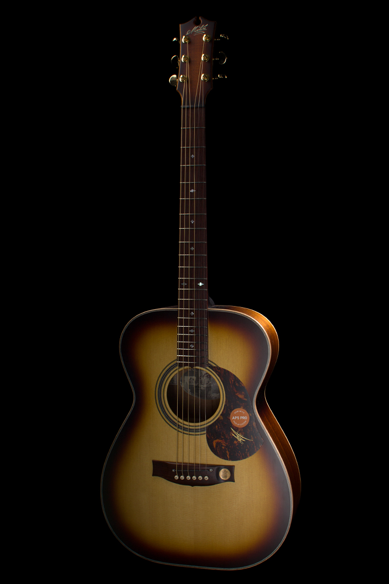 Similar vintage maton guitars are absolutely