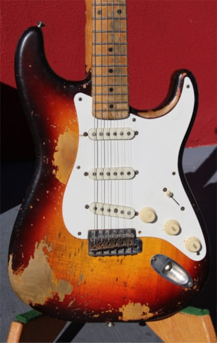 1958 Fender® Stratocaster® - A Piece of Rock and Roll History!