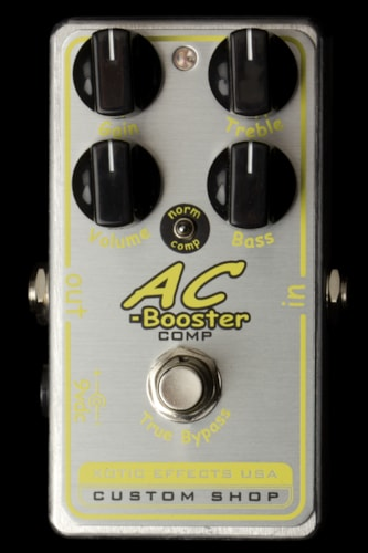 2014 Xotic AC Booster Comp