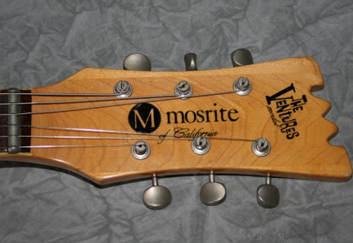 "1965 Mosrite ""The Ventures"" Model MK1 (#MOS0034)"
