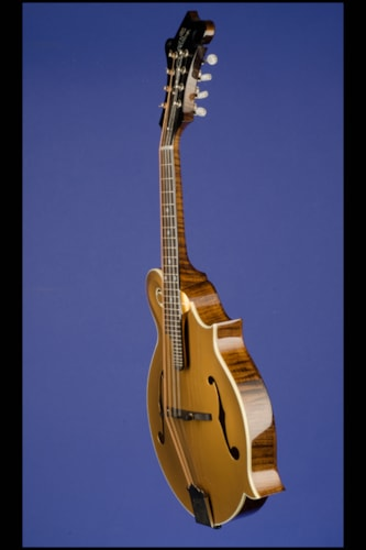2011 Gibson F-5G Mandolin Custom Gold Top #2