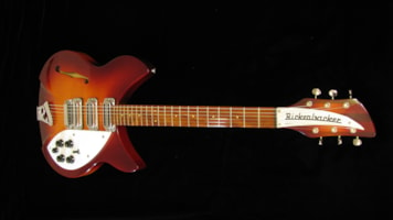 1991 Rickenbacker 1997 SPC Rose, Morris, LTD. (1991 Reissue)