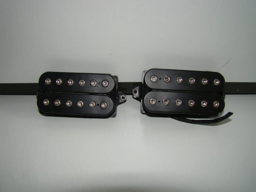 DiMarzio Petrucci Pickup Set (original)