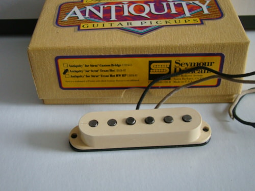 Seymour Duncan Antiquity Strat® Texas Hot
