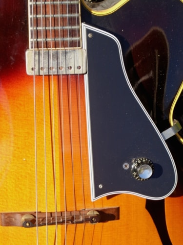 1962 Gibson L-7C