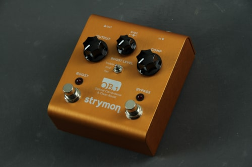 Strymon OB.1 Optical Compressor & Clean Boost