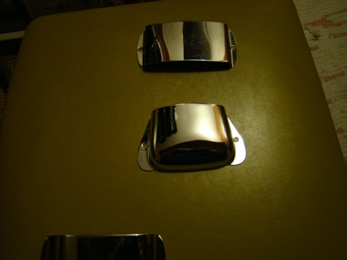 Fender 62 RI Precision Bass® Covers