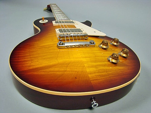 2012 Gibson Hist. Division Les Paul VOS R8 Figured