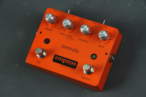 Empress Tap Tremolo