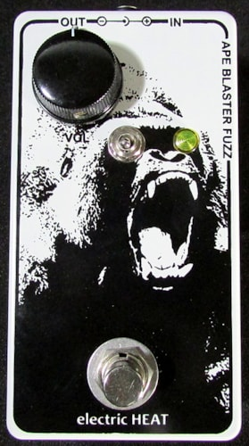 2014 Electric Heat Ape Blaster Fuzz
