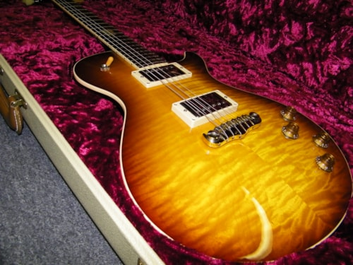 2011 Schroeder radio lane 59 les paul