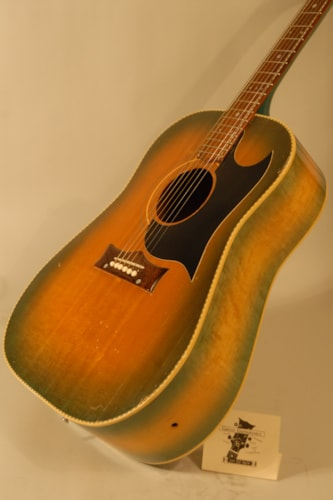1969 The Grammer Guitar Dreadnought
