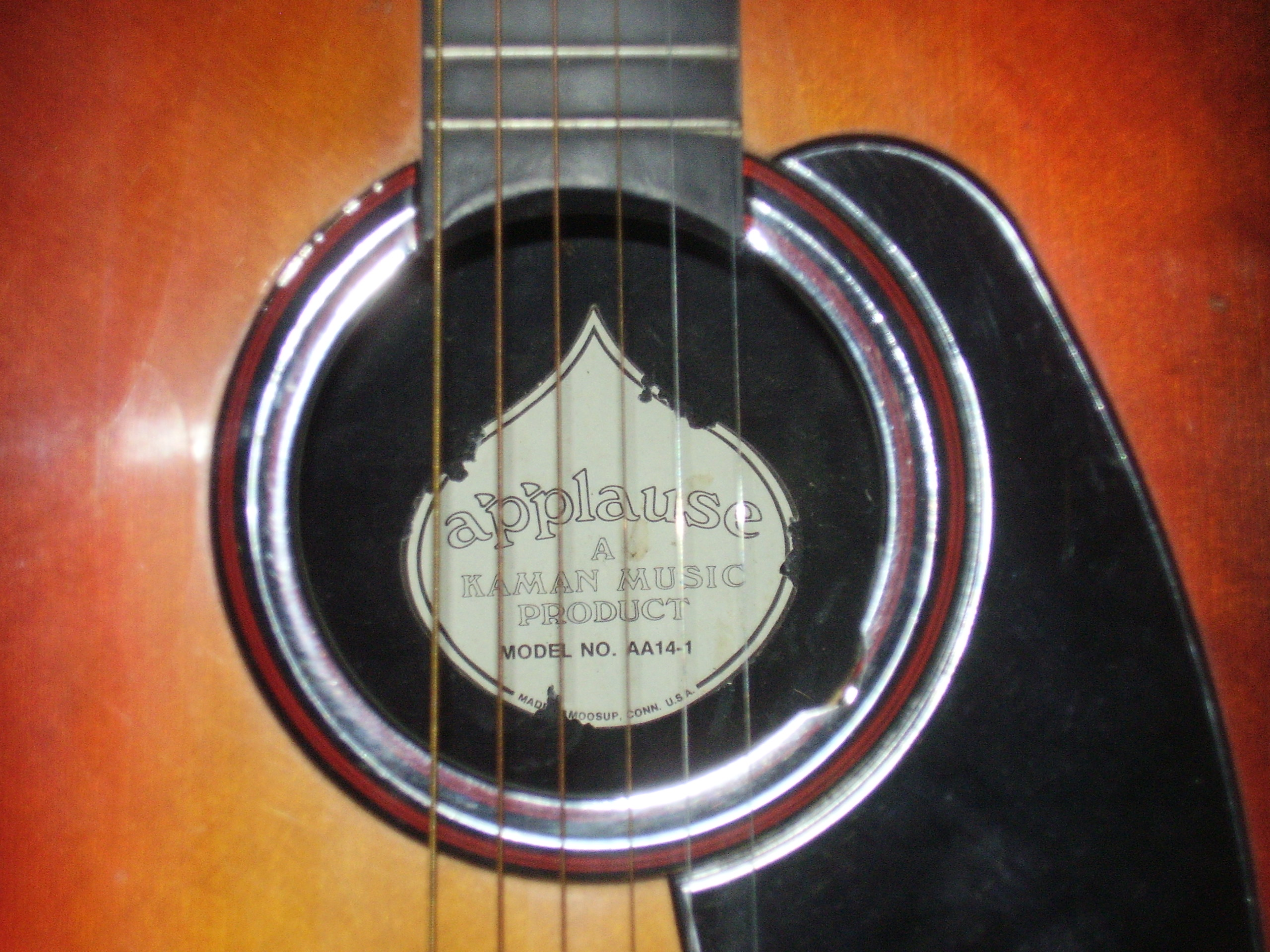 Applause Guitars Serial Numbers Positivedagor