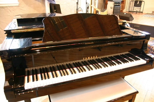 ~1970 Yamaha C7 Grand Piano