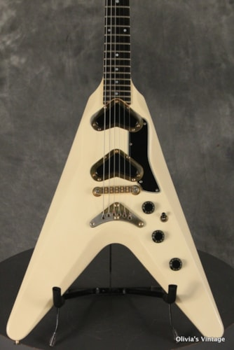 1981 Gibson Flying V2 RARE WHITE!!!