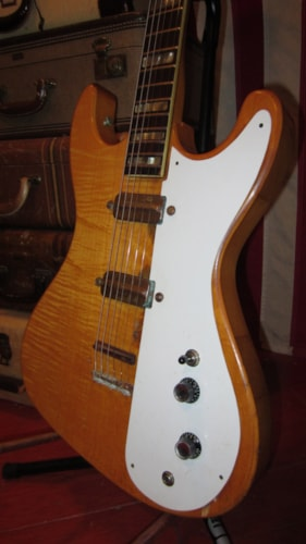 ~1964 Kay Kay 300 Solidbody Electric