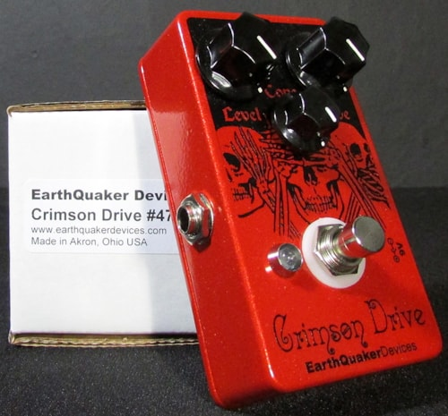 2014 EarthQuaker Devices Crimson Drive