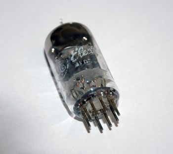 GE 12AT7 Preamp Tube