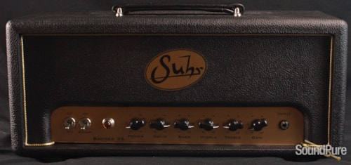 John Suhr Amplifiers Suhr Badger 35 Head