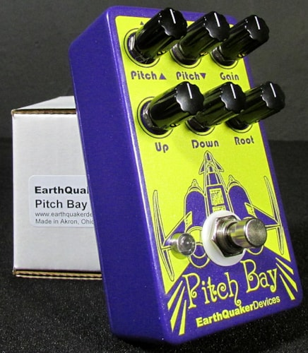 2014 EarthQuaker Devices Pitch Bay