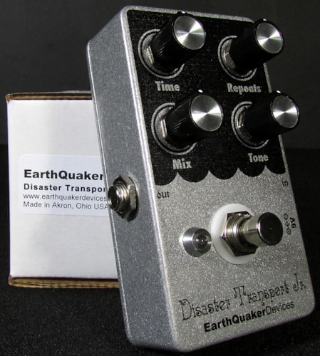 2014 EarthQuaker Devices Disaster Transport Jr.