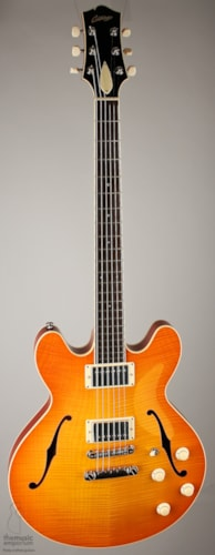 Collings I-35 Deluxe Amber Burst