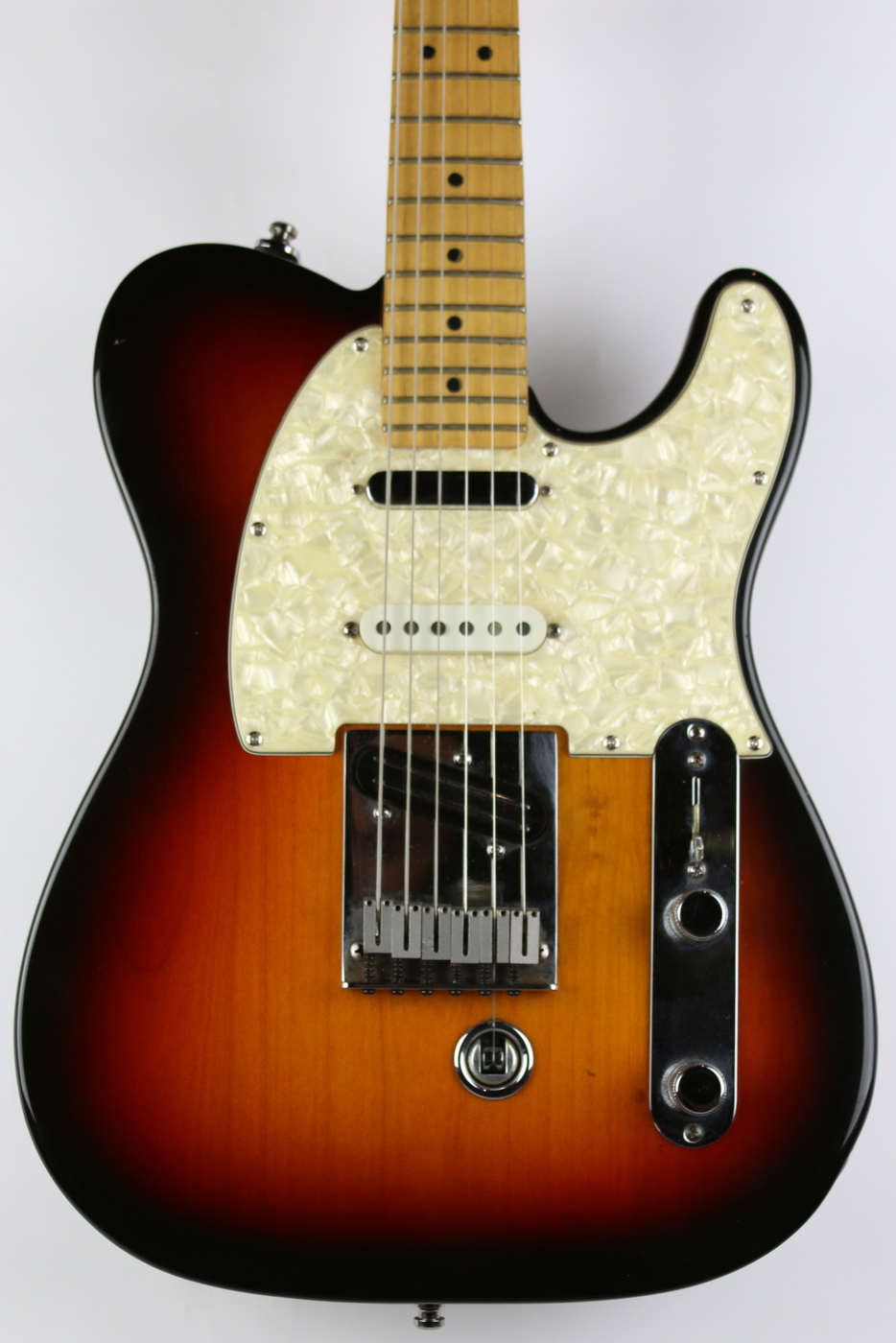 1999 fender b bender telecaster sunburst guitars electric solid body thunder road guitars. Black Bedroom Furniture Sets. Home Design Ideas