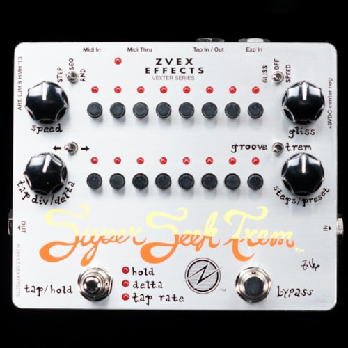 Zvex Vexter Series Super Seek Trem