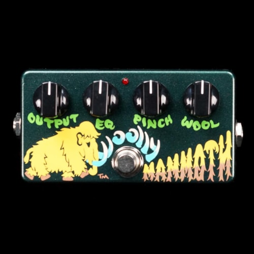 Zvex Woolly Mammoth Fuzz - Hand Painted