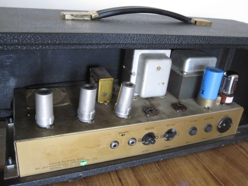 ~1967 MARSHALL VINTAGE PLEXI JMP45/50w HEAD EXCELLENT!
