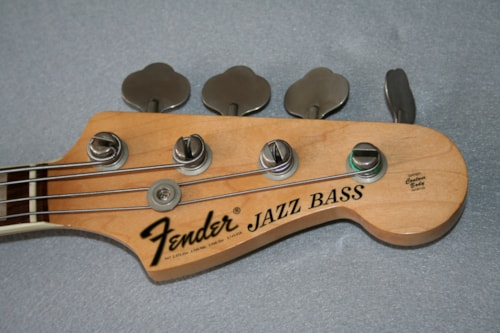 1971 Fender Jazz Bass (#FEB0278)