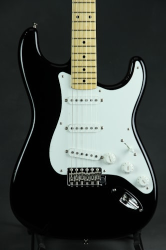 Fender® American Vintage '56 Stratocaster® - Black - Open Box Extra S