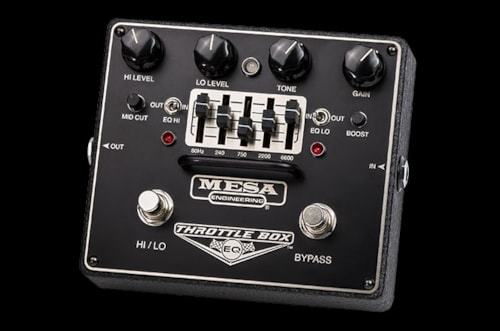 Mesa Throttle Box EQ™