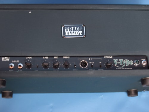 Trace Elliot V-4 Bass Head