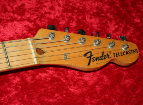 1972 Fender® Telecaster® (#FEE0765)