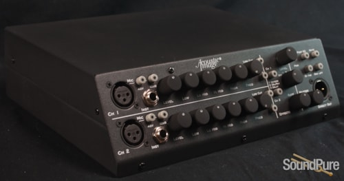 Acoustic Image Amps 601 1AA PLUS