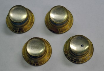 1961 Gibson Bonnet Knobs