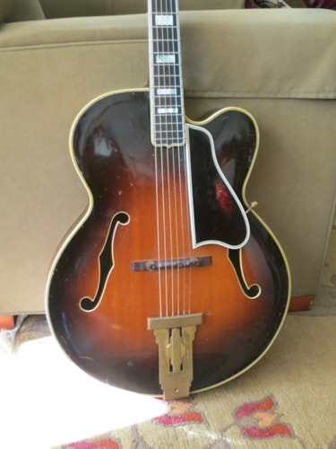 1953 Gibson L-5c