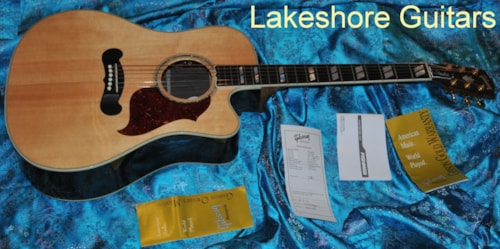 2011 Gibson Songwriter Deluxe EC