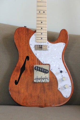 2014 Fender® Squire Telecaster® Thinline
