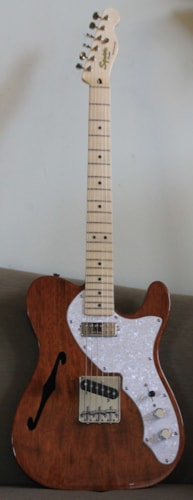 2014 Fender Squire Telecaster Thinline