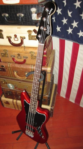 2013 Squier® By Fender® Jaguar® Bass