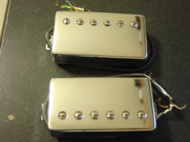 2003 Heritage HRW Custom Wound Pickups by Rendall Wall