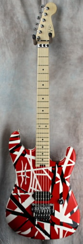 "EVH Striped Series ""Frankenstein"""