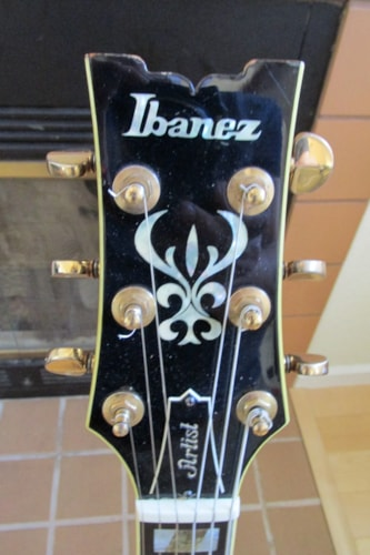 1982 Ibanez AS-200 Lefty