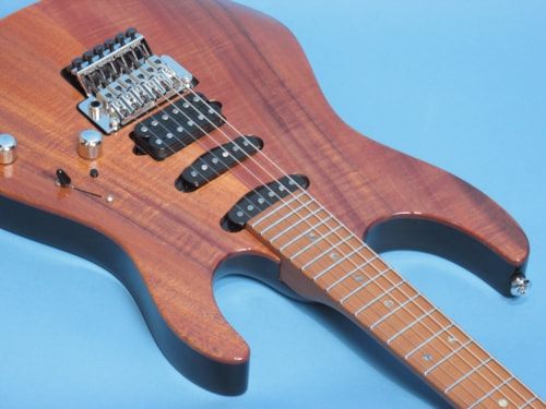 Suhr Custom Modern Curly Koa