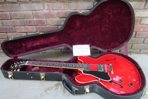 2004 Gibson ES-335 '59 Reissue Lefty