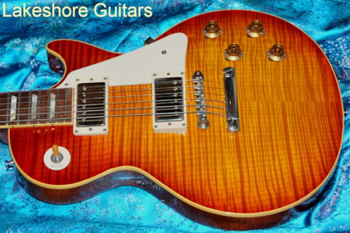 2003 Gibson Les paul Historic Brazilian R9 Custom shop