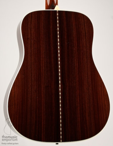 Collings D3 Sunburst Torch Headstock NTB